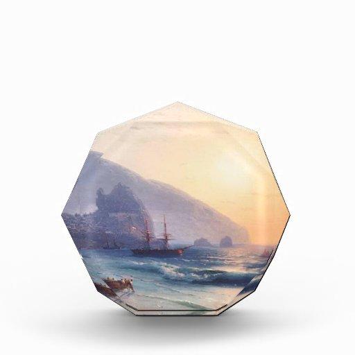 Paisaje marino de Ivan Aivazovsky