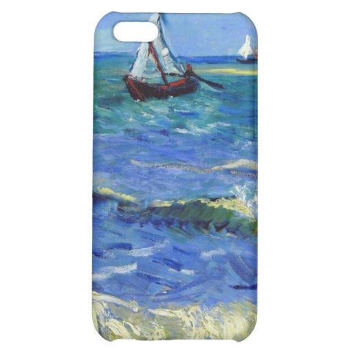 Paisaje marino de Van Gogh