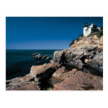 Paisaje marino en el parque nacional del Acadia, Tarjetas Postales