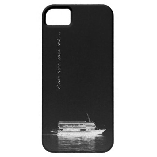 paisaje marino iPhone 5 funda