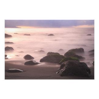 Paisaje marino fotografías