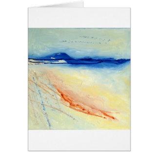Paisaje marino - Soulscape - tarjeta de