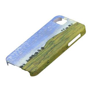 Paisaje montañoso de Fernando Hodler- con los Funda Para iPhone 5 Barely There