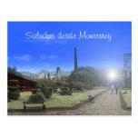 Paisaje Monterrey Tarjeta Postal