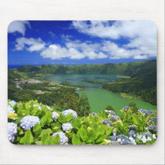 Paisaje Mousepad de Azores