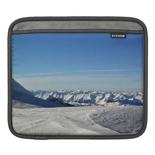 Paisaje Nevado Fundas Para iPads