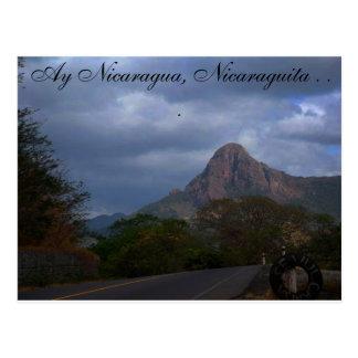 Paisaje nicaragüense postales