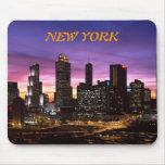 Paisaje Nueva York de Mousepad