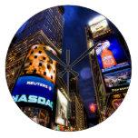 Paisaje Nueva York del reloj Wallclocks