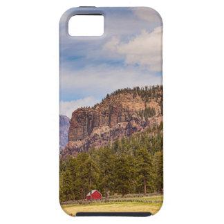 Paisaje occidental de Colorado iPhone 5 Fundas