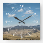 Paisaje #P4138 Reloj De Pared