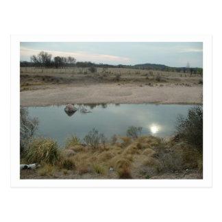 paisaje postcard