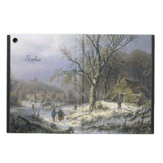 Paisaje rural Nevado, Daiwaille 1845