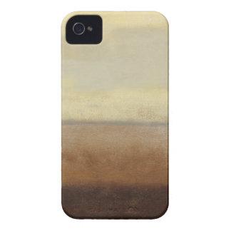 Paisaje solitario del desierto del normando Wyatt iPhone 4 Case-Mate Coberturas