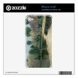 Paisaje suizo skin para el iPhone 4S