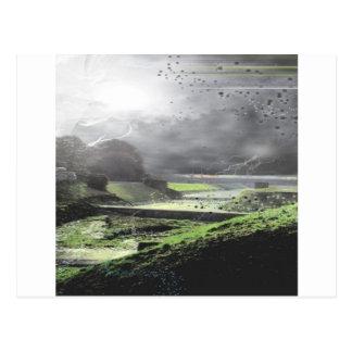 paisaje tarjetas postales