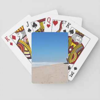 Paisaje temático barajas de cartas