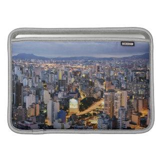 Paisaje urbano 2 de Sao Paulo Fundas Macbook Air