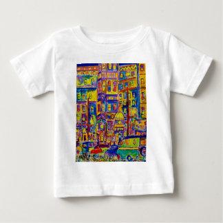 Paisaje urbano Bronx por Piliero Camisetas