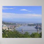 Paisaje urbano de Budapest Impresiones