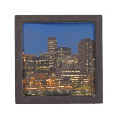 Paisaje urbano de Denver Caja De Joyas De Calidad