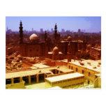 Paisaje urbano de El Cairo Postal