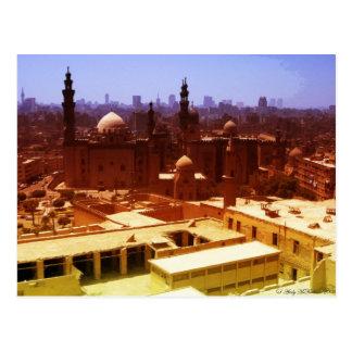 Paisaje urbano de El Cairo Postales