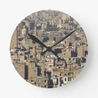 Paisaje urbano de El Cairo Reloj