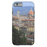 Paisaje urbano de Florencia Funda De iPhone 6 Tough