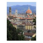 Paisaje urbano de Florencia Postal