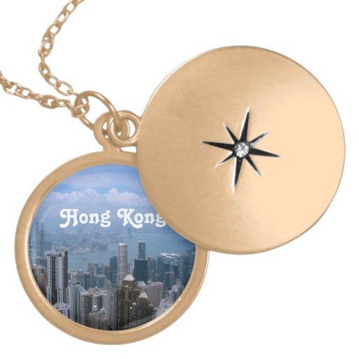 Paisaje urbano de Hong Kong Grimpola Personalizada