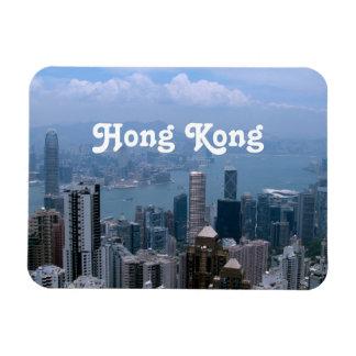 Paisaje urbano de Hong Kong Imanes
