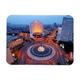 Paisaje urbano de Jakarta Iman