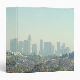 "Paisaje urbano de Los Ángeles Carpeta 1 1/2"""