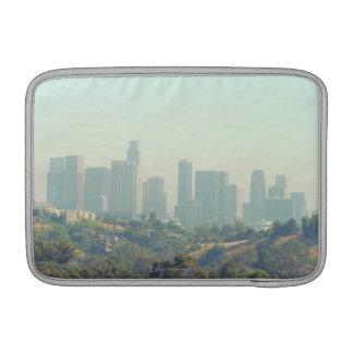 Paisaje urbano de Los Ángeles Funda Para Macbook Air