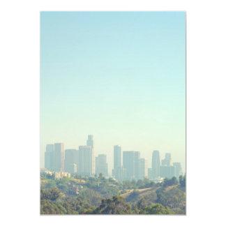 Paisaje urbano de Los Ángeles Comunicado Personalizado
