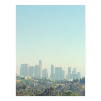 Paisaje urbano de Los Ángeles Tarjetas Postales