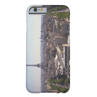 Paisaje urbano de París, París, Francia Funda De iPhone 6 Barely There