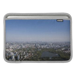 Paisaje urbano de Pekín Funda Para Macbook Air