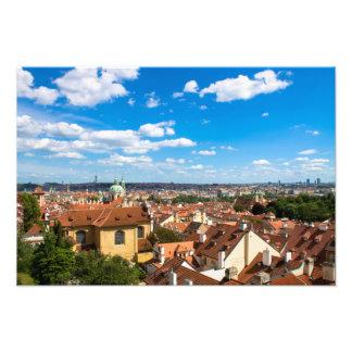 Paisaje urbano de Praga Fotos