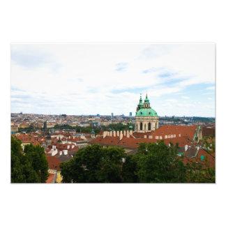 Paisaje urbano de Praga Foto