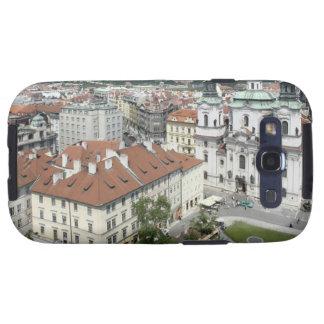 Paisaje urbano de Praga histórica, República Checa Samsung Galaxy S3 Cárcasas
