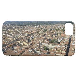 Paisaje urbano del top de la cúpula del Duomo Funda Para iPhone 5 Barely There
