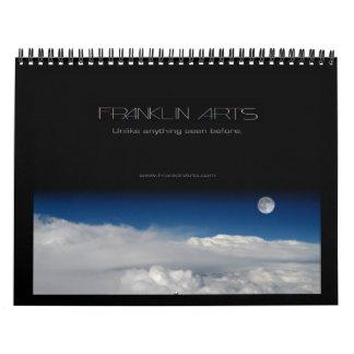 Paisajes 2012 calendarios