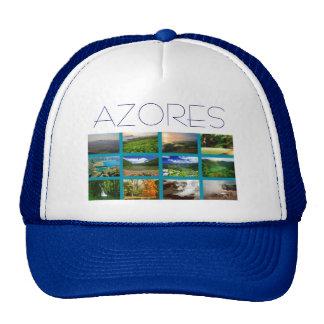 Paisajes de Azores Gorros