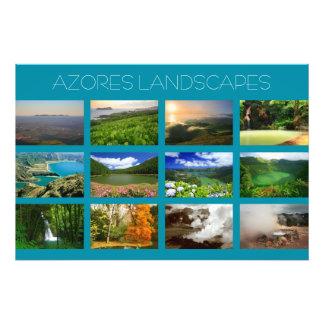 Paisajes de Azores Fotografias