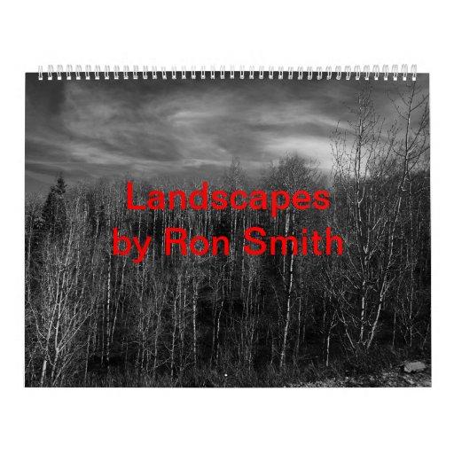 Paisajes de Ron Smith Calendarios De Pared
