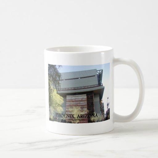 PAISAJES URBANOS DE PHOENIX TAZAS DE CAFÉ