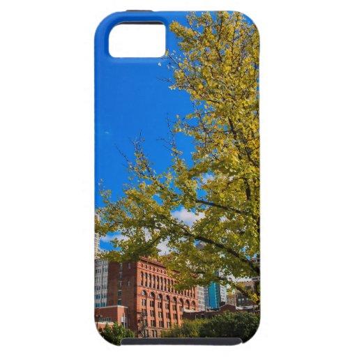 Paisajes urbanos iPhone 5 Case-Mate cárcasa
