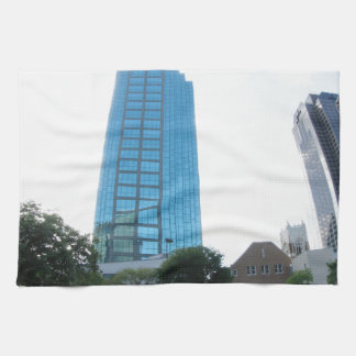 Paisajes urbanos toallas de cocina